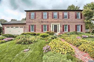 Mechanicsburg Single Family Home For Sale: 863 Acri Road
