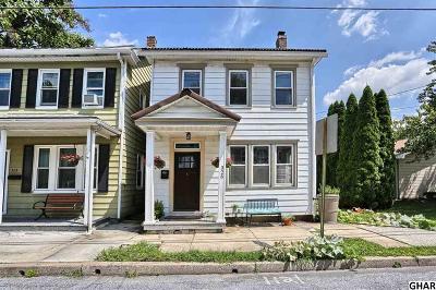Mount Holly Springs Single Family Home For Sale: 326 Chestnut Street