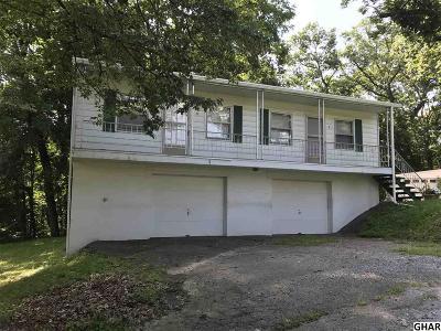 Harrisburg Multi Family Home For Sale: 4301 Rear Marblehead St