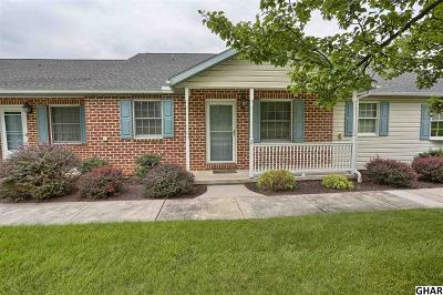 Carlisle Single Family Home For Sale: 2 Stawberrry Drive