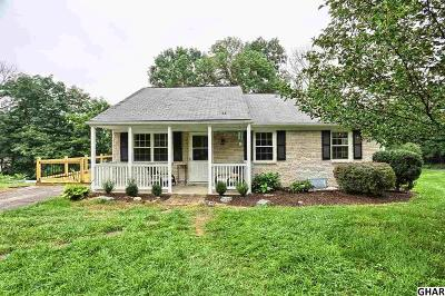 Harrisburg Single Family Home For Sale: 1116 White Hall Drive