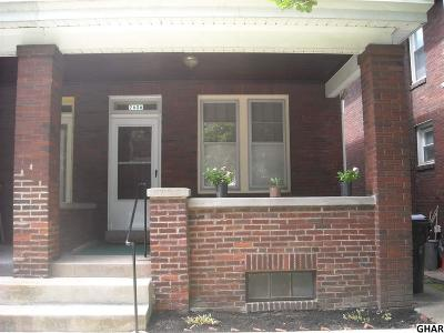 Harrisburg Single Family Home For Sale: 2606 N 5th St