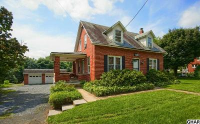 Harrisburg Single Family Home For Sale: 7391 Chambers Hill Road