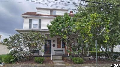 Hershey Single Family Home For Sale: 30 N Hockersville Road