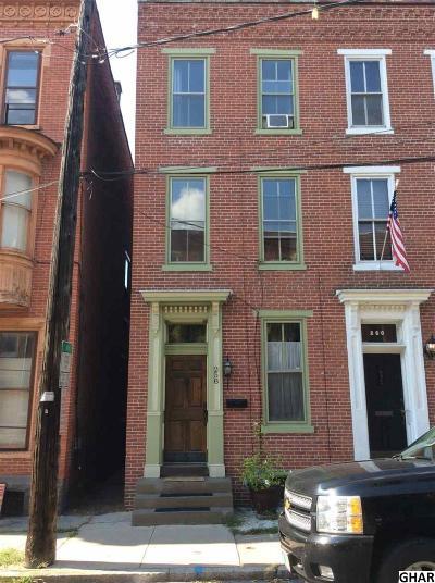 Harrisburg Rental For Rent: 258 Cumberland St.