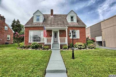 Harrisburg Single Family Home For Sale: 53 Fox St