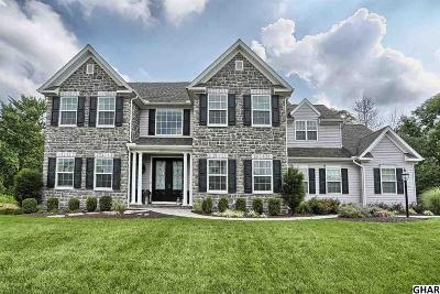 Mechanicsburg Single Family Home For Sale: 6275 Peregrine Way