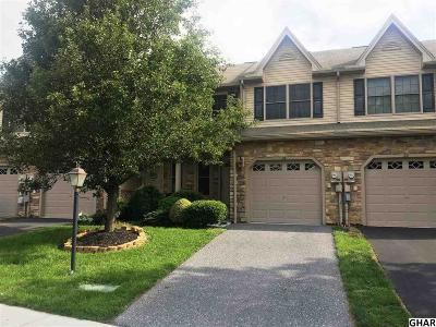 Mechanicsburg Single Family Home For Sale: 20 Nottingham Dr