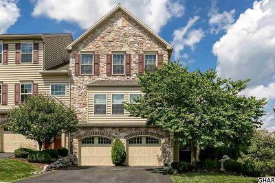 Mechanicsburg Single Family Home For Sale: 2007 Golden Court