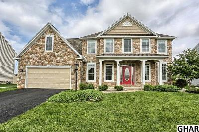 Mechanicsburg Single Family Home For Sale: 117 Monarch