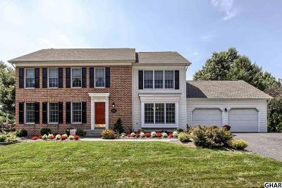 Mechanicsburg Single Family Home For Sale: 1017 Chippenham Road