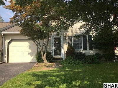 Palmyra Single Family Home For Sale: 146 Forest Circle