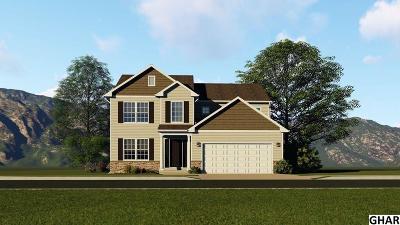 Mechanicsburg Single Family Home For Sale: 44 Danbury Drive (Lot 39)