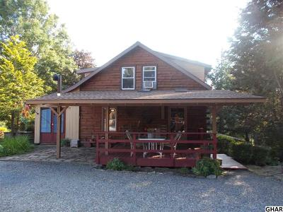 Halifax Single Family Home For Sale: 1431 Back Rd.
