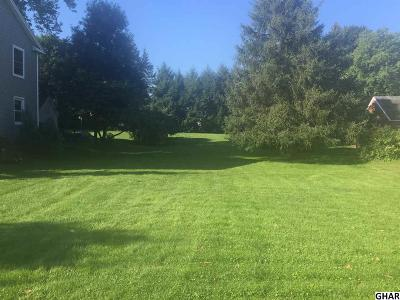 Hershey Residential Lots & Land For Sale: 720 Fishburn Road