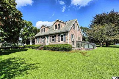 Halifax Single Family Home For Sale: 3209 Peters Mountain Rd