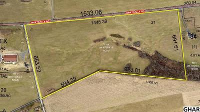 Mechanicsburg Residential Lots & Land For Sale: 7109 Wertzville Rd.
