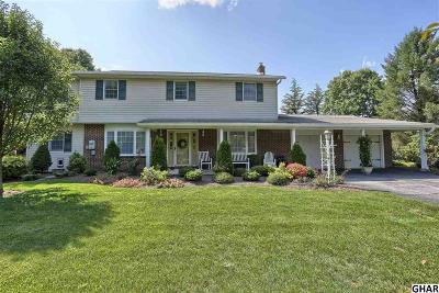 Hummelstown Single Family Home For Sale: 6 Ramsgate Dr.
