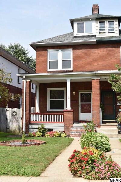 Harrisburg Single Family Home For Sale: 3236 Green Street