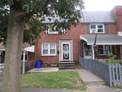 Single Family Home For Sale: 2425 Adrian Street