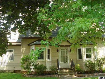 Middletown Single Family Home For Sale: 1150 Oberlin Rd