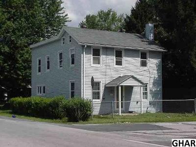 Middletown Single Family Home For Sale: 201 Shippen Street