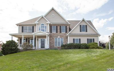 Mechanicsburg Single Family Home For Sale: 1823 Signal Hill Drive