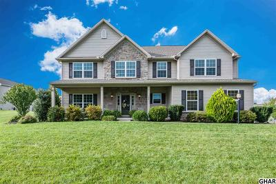 Mechanicsburg Single Family Home For Sale: 126 Balfour Drive
