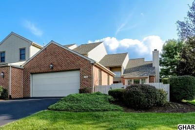 Hershey Single Family Home For Sale: 30 Leearden Road