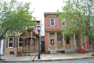 Multi Family Home For Sale: 6-10 W Big Spring Ave