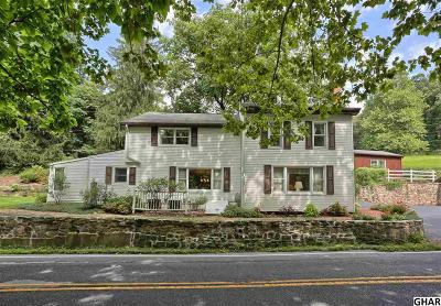 Hummelstown Single Family Home For Sale: 571 Bullfrog Valley Rd