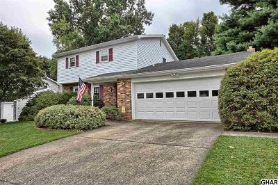Mechanicsburg Single Family Home For Sale: 213 Beaver Drive