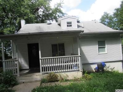 Single Family Home For Sale: 4950 Count St