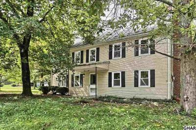 Carlisle Single Family Home For Sale: 374 McAllister Church Road