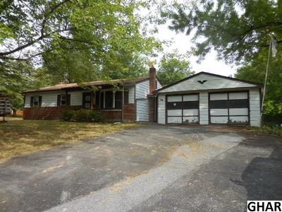 Shermans Single Family Home For Sale: 221 Fox Hollow Rd