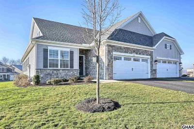 Mechanicsburg Single Family Home For Sale: 6245 Thornhill Lane