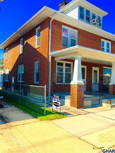 Palmyra Single Family Home For Sale: 125 N Lincoln St.