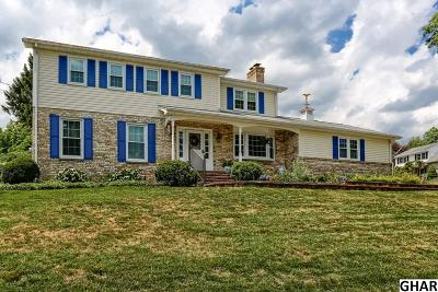 Camp Hill Single Family Home For Sale: 216 Winding Way