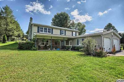 Halifax Single Family Home For Sale: 201 Small Valley Rd