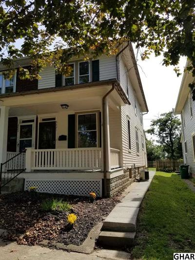 Harrisburg Single Family Home For Sale: 3421 Sharon Street