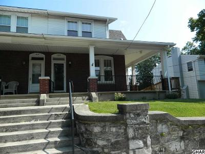 Camp Hill Single Family Home For Sale: 105 S 17th Street