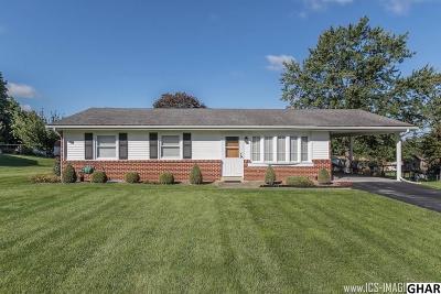 Mechanicsburg Single Family Home For Sale: 412 Reservoir Rd