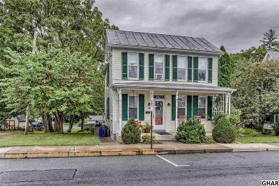 Shippensburg Single Family Home For Sale: 317 E Orange Street