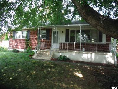 Middletown Single Family Home For Sale: 2588 Spring Garden Ave