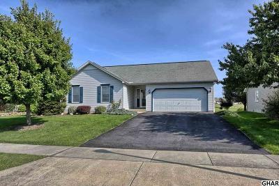Palmyra Single Family Home For Sale: 581 Old Farm Rd