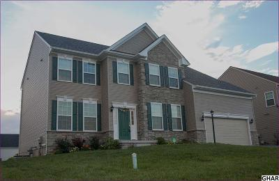 Mechanicsburg Single Family Home For Sale: 12 Tanglewood Dr