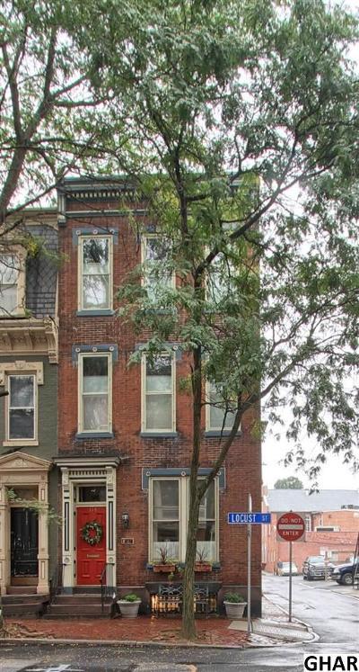 Harrisburg Single Family Home For Sale: 115 Locust