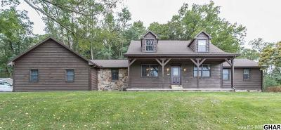 Cumberland County Single Family Home For Sale: 172 Richland Road