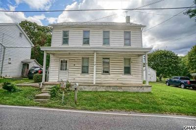 Cumberland County Single Family Home For Sale: 30 N Middlesex Rd