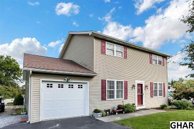 Hummelstown Single Family Home For Sale: 14 Overview Drive